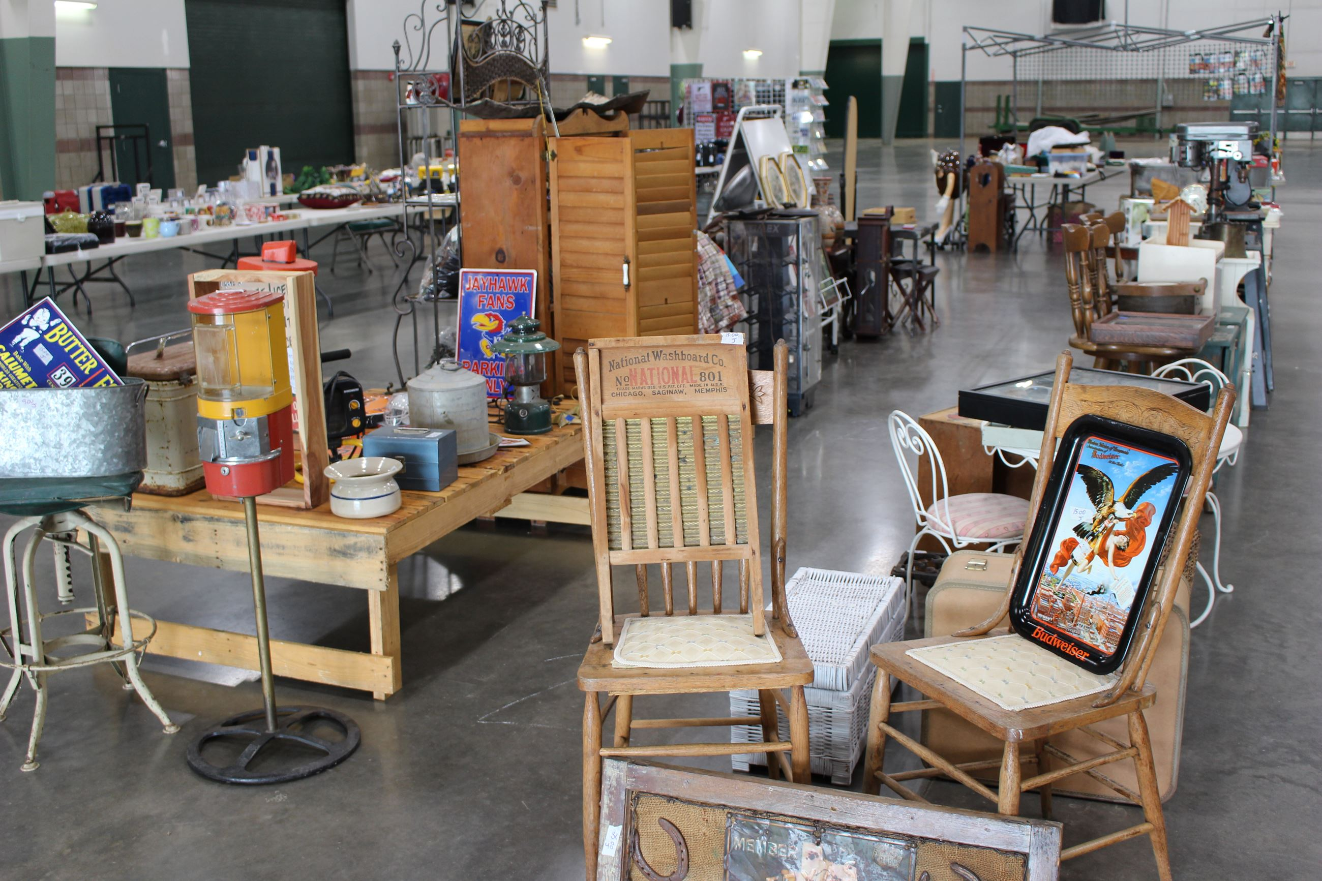 Claremore Flea Market at the Claremore Expo Center