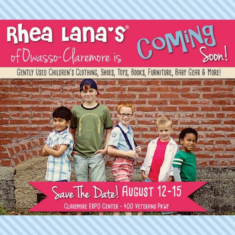 Rhea Lanas Childrens Consignment Claremore, OK