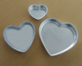 3 Tiered Heart Cake Pans