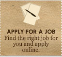 apply for a job find the right job for you and apply online.