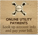online utility payments look up accounts info and pay your bill.